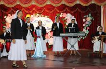 Juniors Performing - 2020